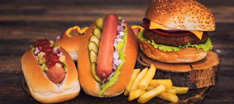 Hamburgers Hotdogs Weekend
