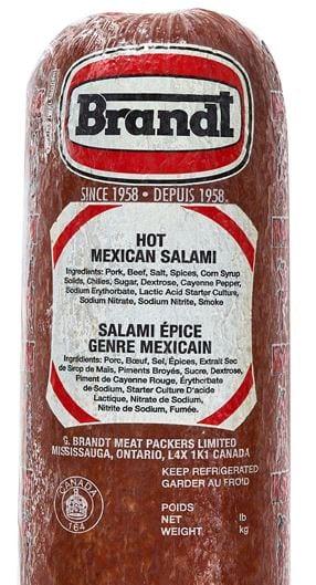 Mexican Salami