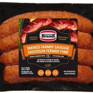 Smk Farmer Sausage 4pk