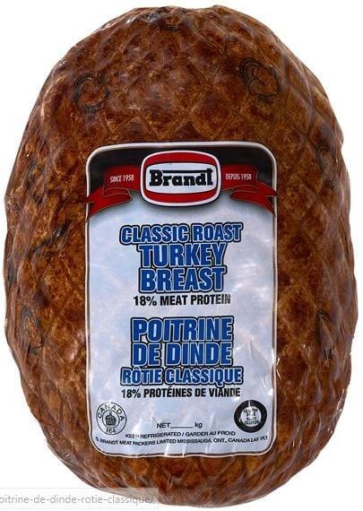 Classic Oven Roast Turkey