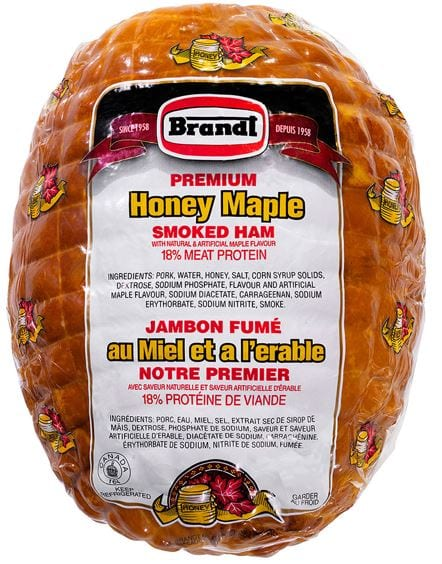 Honey Maple Smoked Ham