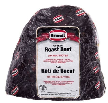 Cooked Roast Beef