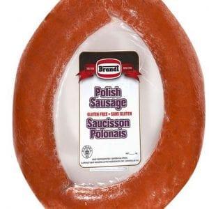 Polish Sausage Coil