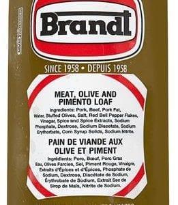Meat Olive & Pimento Loaf
