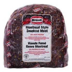 Smoked Montreal Meat
