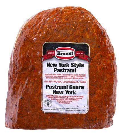 N.y. Style Pastrami