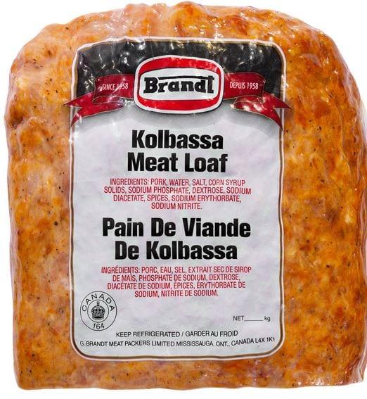 Kolbassa Loaf Half