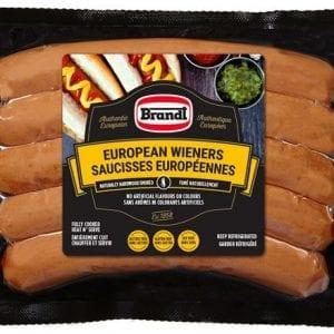 European Wieners