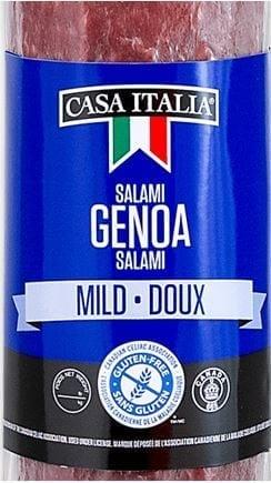 Genoa Salami Mild
