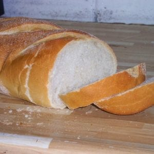 Crusty French Bread Thick