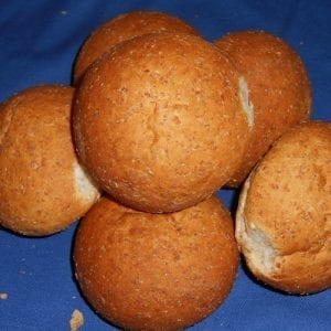 Dinner Roll Whole Wheat