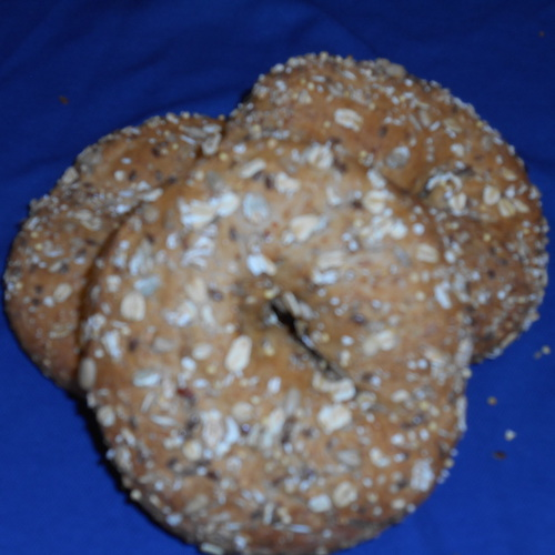 Multi Grain Bagels 6 Pack